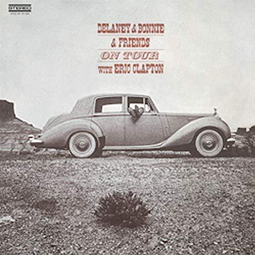 Delaney  &  Bonnie  &  Friends With Eric Clapton - On Tour