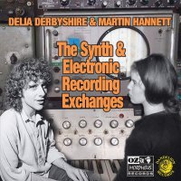Delia Derbyshire & Martin Hannett -The Synth And Electronic Recording Exchanges
