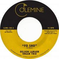 Delvon Lamarr Organ Trio -Fo Sho