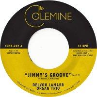 Delvon Lamarr Organ Trio - Jimmy's Groove