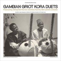 Dembo Konte Alhaji Bai Konte &  Ma Lamini Jobate - Gambian Griot Kora Duets