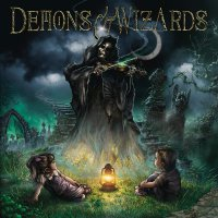 Demons & Wizards - Demons & Wizards Remasters 2019 Black  Booklet