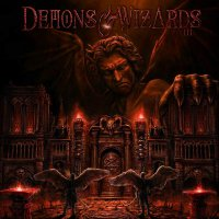 Demons & Wizards -Iii (Ltd. Deluxe Red 2Lp+Red 7Inch+Cd Artbook)