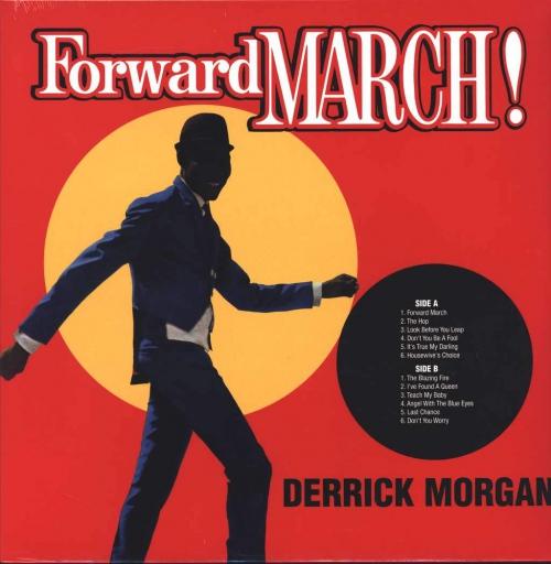 Derrick Morgan -Forward March