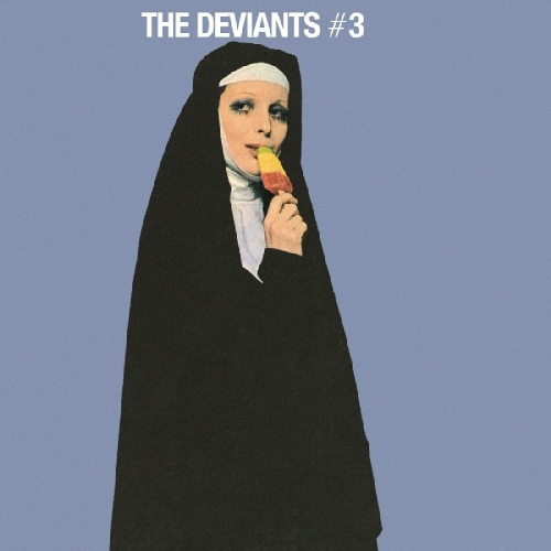 """Deviants - The Deviants #3 Limited Black & White """"nun's Habit"""" Edition"""