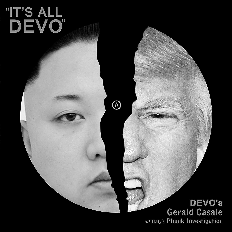 Devo's Gerald Casale - It's All Devo Picture
