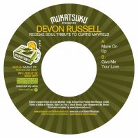 Devon Russell -Mukatsuku Presents Reggae Soul Tribute To Curtis Mayfield