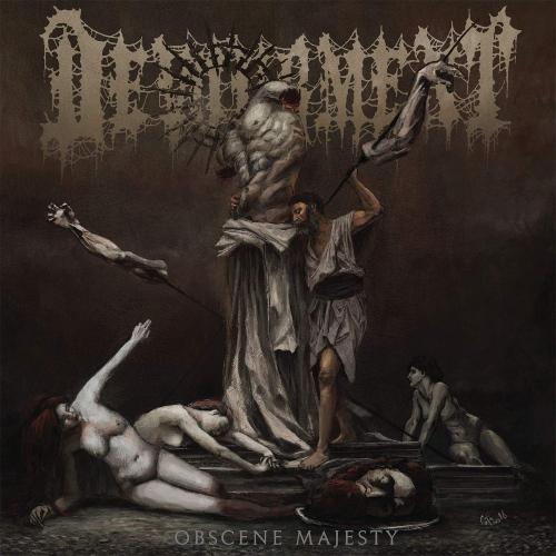 Devourment Obscene Majesty Upcoming Vinyl August 16