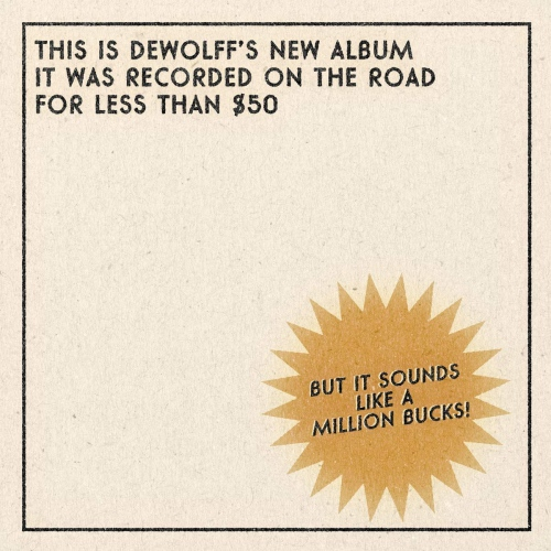 Dewolff - Tascam Tapes