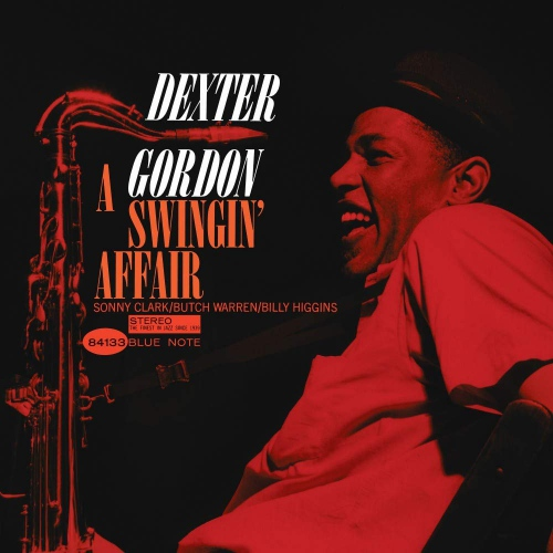 Dexter Gordon - A Swingin Affair
