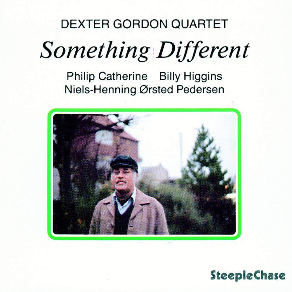 Dexter Gordon - Something Different