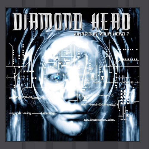 Diamond Head -What's In Your Head