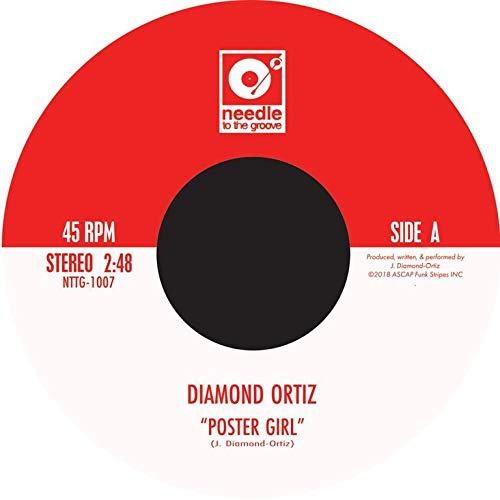 Diamond Ortiz - Poster Girl / In The Cut Like Whaat