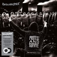 Discharge - Protest And Survive : The Anthology