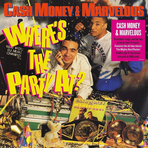 Dj Cash Money - Where's The Party At