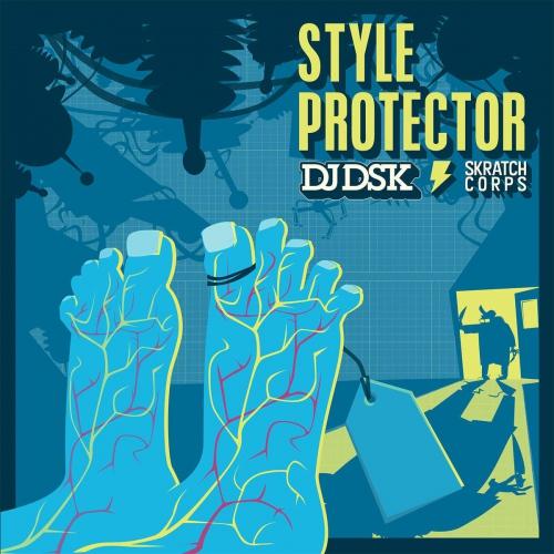 Dj Dsk  /  Matman  /  Dj Koncept  /  Menace - Style Protector