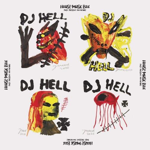 Dj Hell -House Music Box