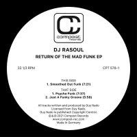 Dj Rasoul -Return Of The Mad Funk