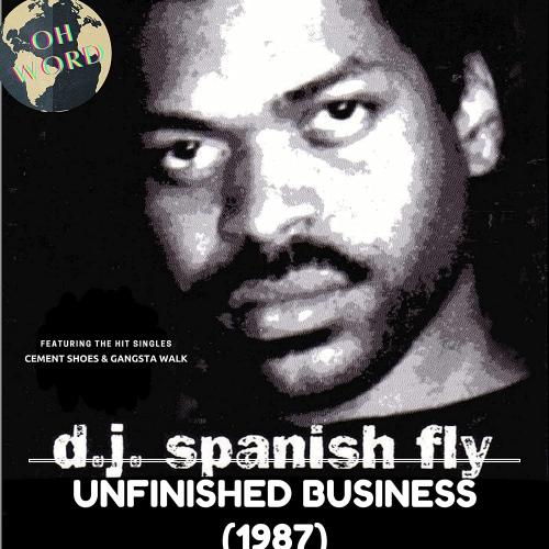 Dj Spanish Fly - Unfinished Business