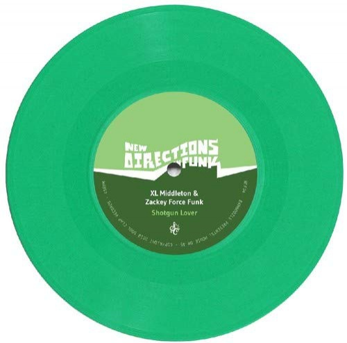 Dj Spinna / Xl Middleton & Zackey Force Funk -New Directions In Funk Vol. 4