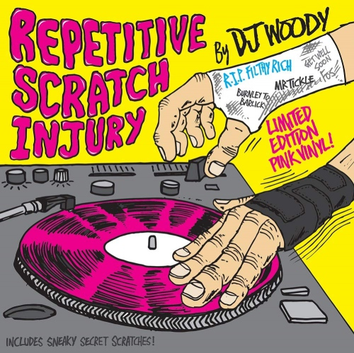 Dj Woody - Repetitve Scratch Injury