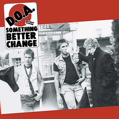 Doa -Something Better Change