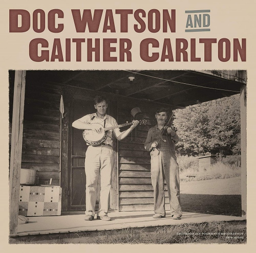 Doc Watson - Doc Watson And Gaither Carlton