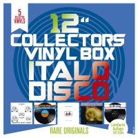 "Doctor's Cat / Body Power / City-O -12""""Collector's Vinyl Box: Ital"