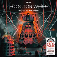 Doctor Who - Evil Of The Daleks (Original Soundtrack)