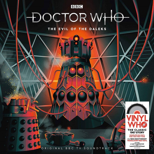 Doctor Who - Evil Of The Daleks (Original Soundtrack)