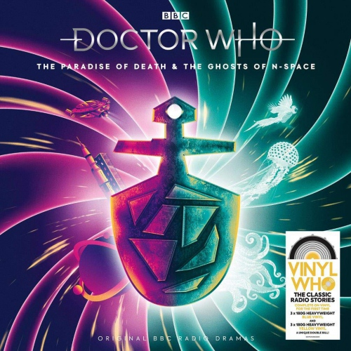 Doctor Who - Paradise Of Death & The Ghosts Of N-Space (Soundtrack)