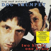 Dog Trumpet - Two Heads One Brain Transparent Red