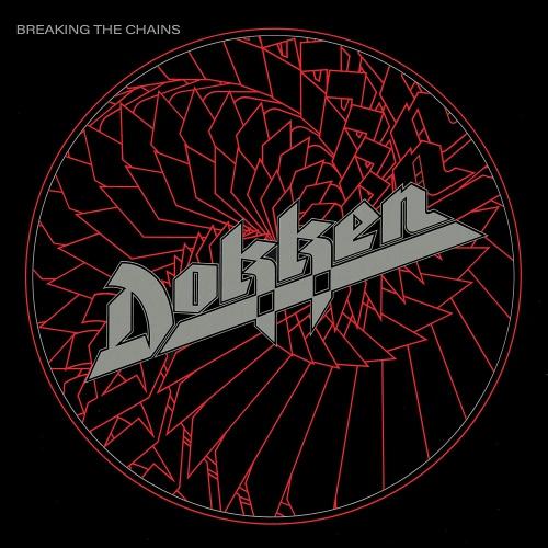 Dokken -Breaking The Chains (Translucent gold vinyl)