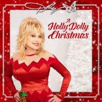 Dolly Parton - A Holly Dolly Christmas (Opaque red vinyl)