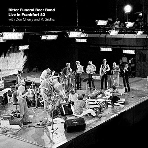 Don Bitter Funeral Beer Band & Cherry - Live In Frankfurt 82