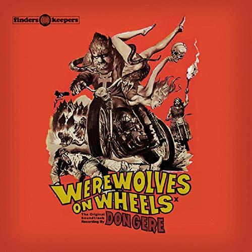 Don Gere - Werewolves On Wheels / Soundtrack