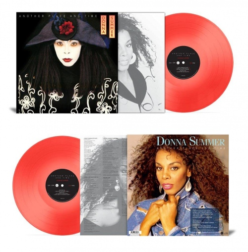 Donna Summer -Another Place & Time