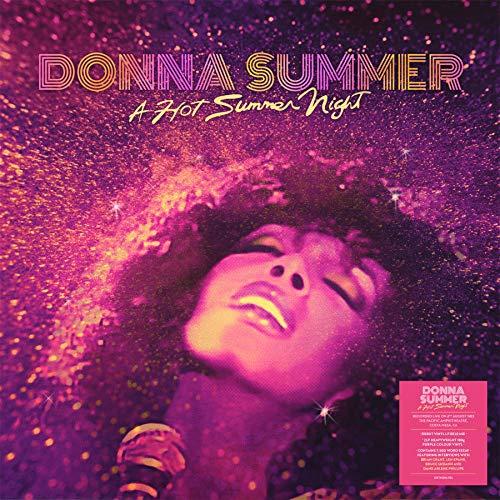 Donna Summer - Hot Summer Night