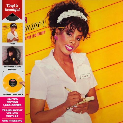 Donna Summer -She Works Hard For The Money