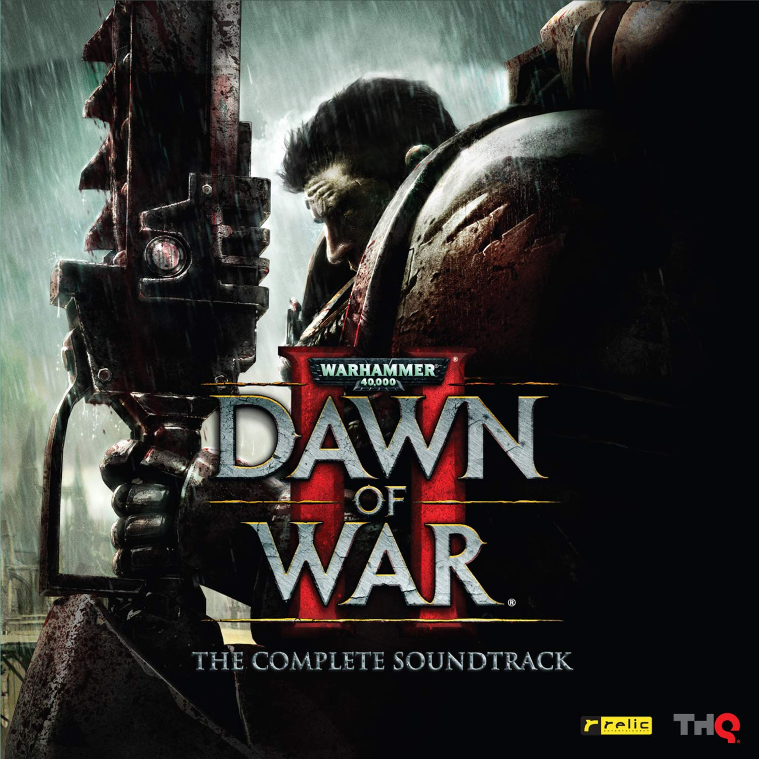 Doyle W. Donehoo - Warhammer 40000: Dawn Of War 2 Original Soundtrack