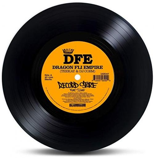 Dragon Fli Empire - Record Store / Fli Beat Patrol