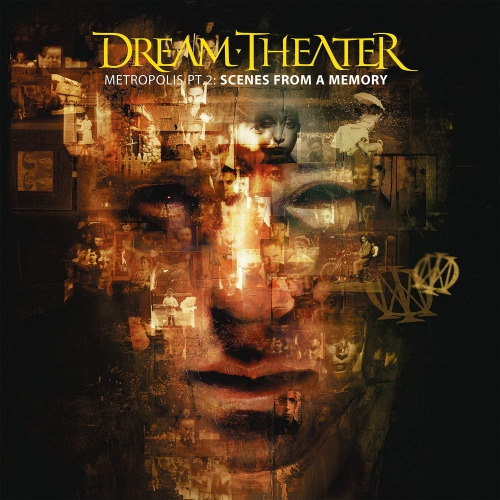 Dream Theater - Metropolis Part 2: Scenes From A Memory