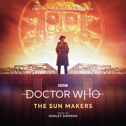 Dudley Simpson -Doctor Who: The Sun Makers