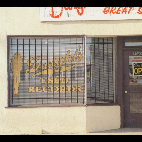 Dwight Yoakam -Dwight's Used Records