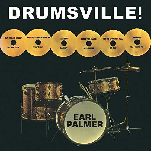 Earl Palmer -Drumsville!