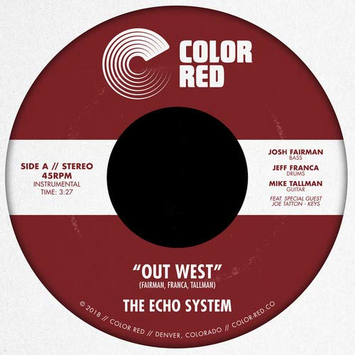Echo System - Out West / Love Tree