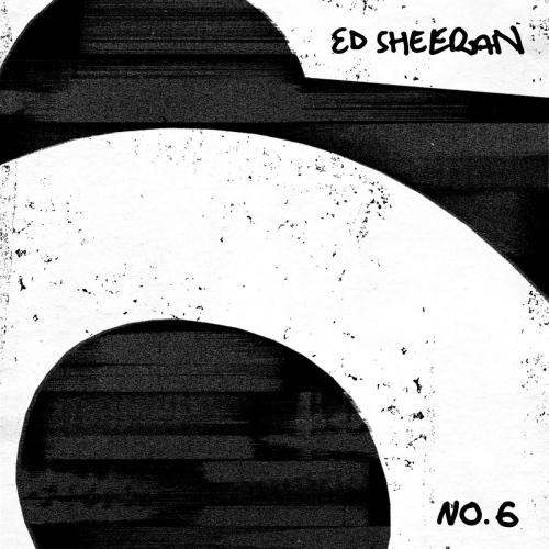 Ed Sheeran - No. 6 Collaborations Project Black