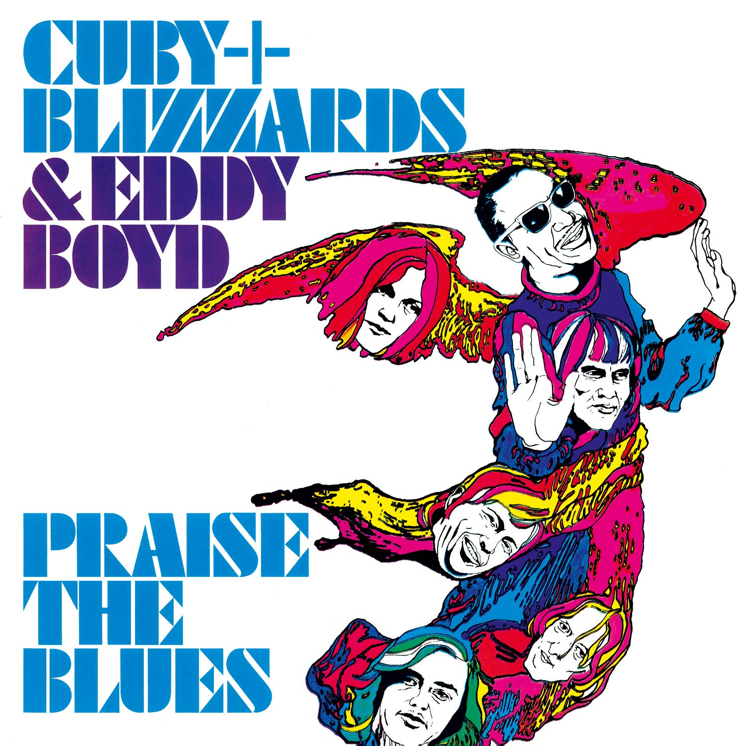 Eddy Cuby Amp Blizzards Boyd Praise The Blues Upcoming