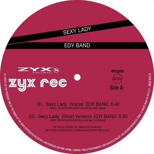 Edy Band - Sexy Lady