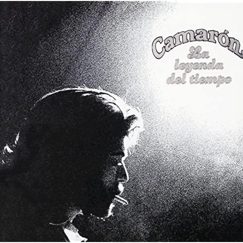 El Camarón De La Isla -La Leyenda Del Tiempo  (Red & white vinyl)